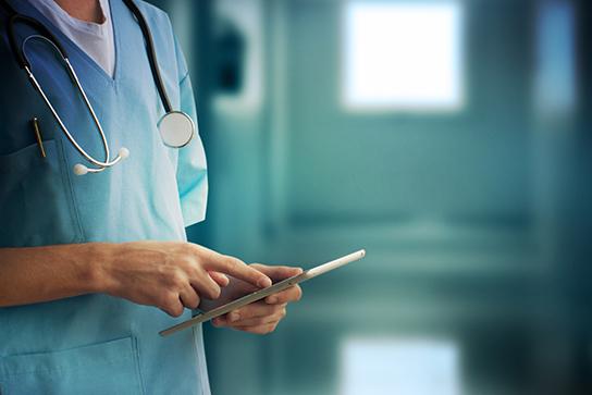 G02 Santé Medical : synchroniser la messagerie