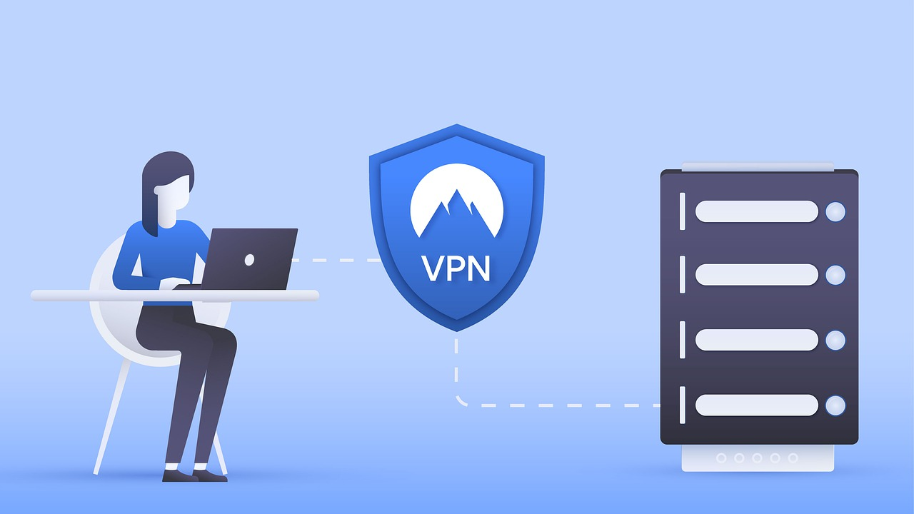 VPN reseau virtuel en teletravail